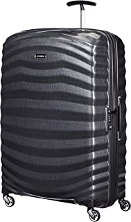 Samsonite Lite-Shock Spinner XL Valigia, 81 cm, 124 L, Nero (Black)