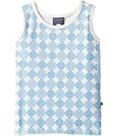 Toobydoo - Blue & White Tank Top (Toddler/Little Kids/Big Kids)
