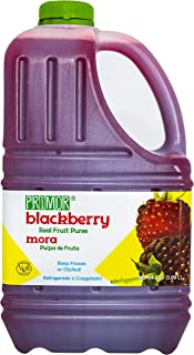 Natural Fruit Purees (Blackberry)