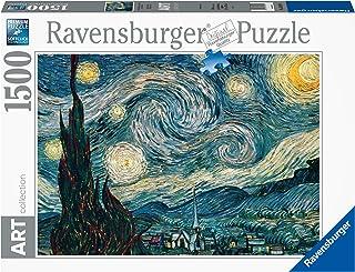 Ravensburger 16207 Ravensburger - Van Gogh Starry Night Puzzle 1500pc Jigsaw Puzzle