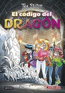 El código del dragón: Tea Stilton 1