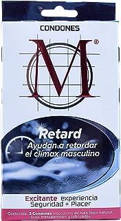 Condones M Retard 3 piezas