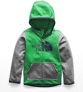 The North Face Girl's Mashup Full Zip Hoodie