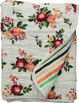 Classic Muslin Snuggle Blanket