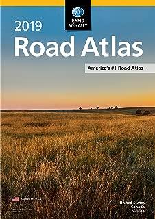2019 Rand McNally Road Atlas