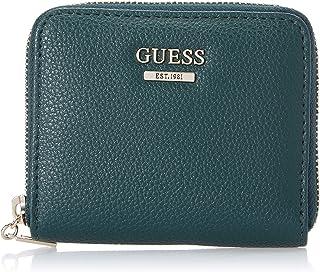 محفظة يد كامي بسحاب كبير محيطي للنساء من جيس