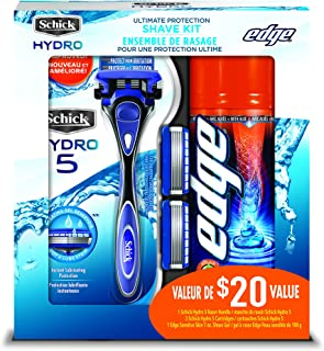 Best schick hydro 5 holiday gift pack Reviews