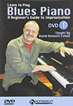 Learn to Play Blues Piano: Lessons 1-4