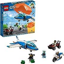 LEGO City Sky Police Parachute Arrest 60208 Building Kit, 2019 (218 Pieces)