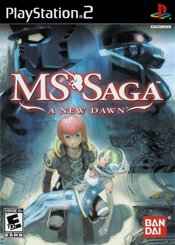 MS Saga: A New - Max 54% OFF 2 Dawn PlayStation online shopping