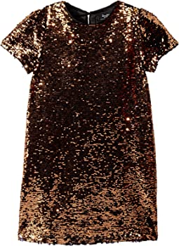 Faith Sequin Dress (Big Kids)