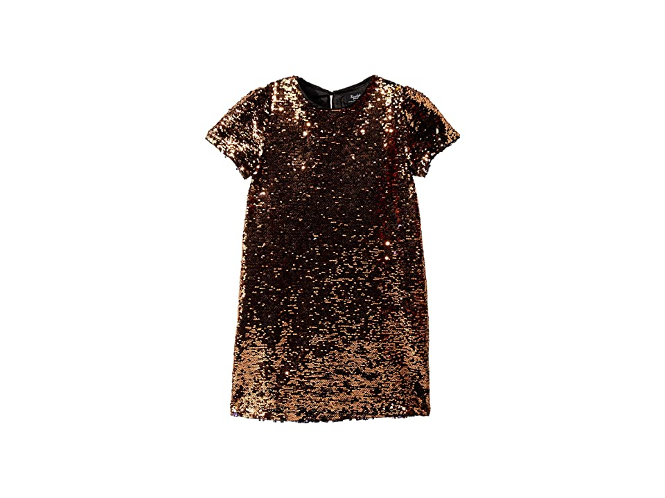 Bardot Junior Faith Sequin Dress (Big Kids) (Gold/Purple) Girl