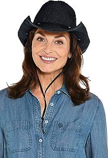 Coolibar UPF 50+ Women's Laurel Canyon Cowboy Hat - Sun Protective