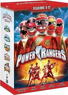 Power Rangers-Seasons 8-12