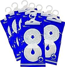 Oferta 8 Bolsas Maxi Pack a 235 g, Bolsa Antihumedad y purificador de Aire MY DEHUMIDIFIER FOR Wardrobe Colgantes para Armario, trastero, Camping in Gel de silice Absorbe la Humedad evitando Moho