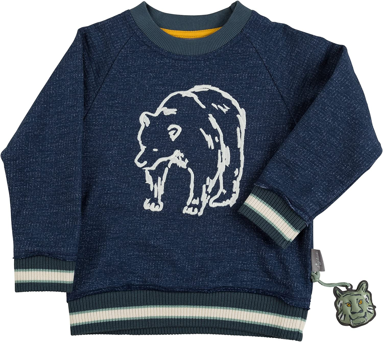 Sigikid Jungen Sweatshirt Mini B0794R5JHV  Zuverlässige Qualität