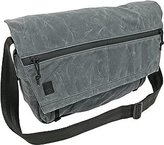 Wanderer Messenger Bag, Grey