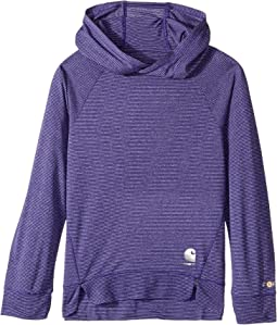 Carhartt Kids - Force Pullover Hoodie (Little Kids)