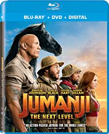 JUMANJI: THE NEXT LEVEL arrives on Digital March 3 and on 4K, Blu-ray, DVD March 17 from Sony Pictures