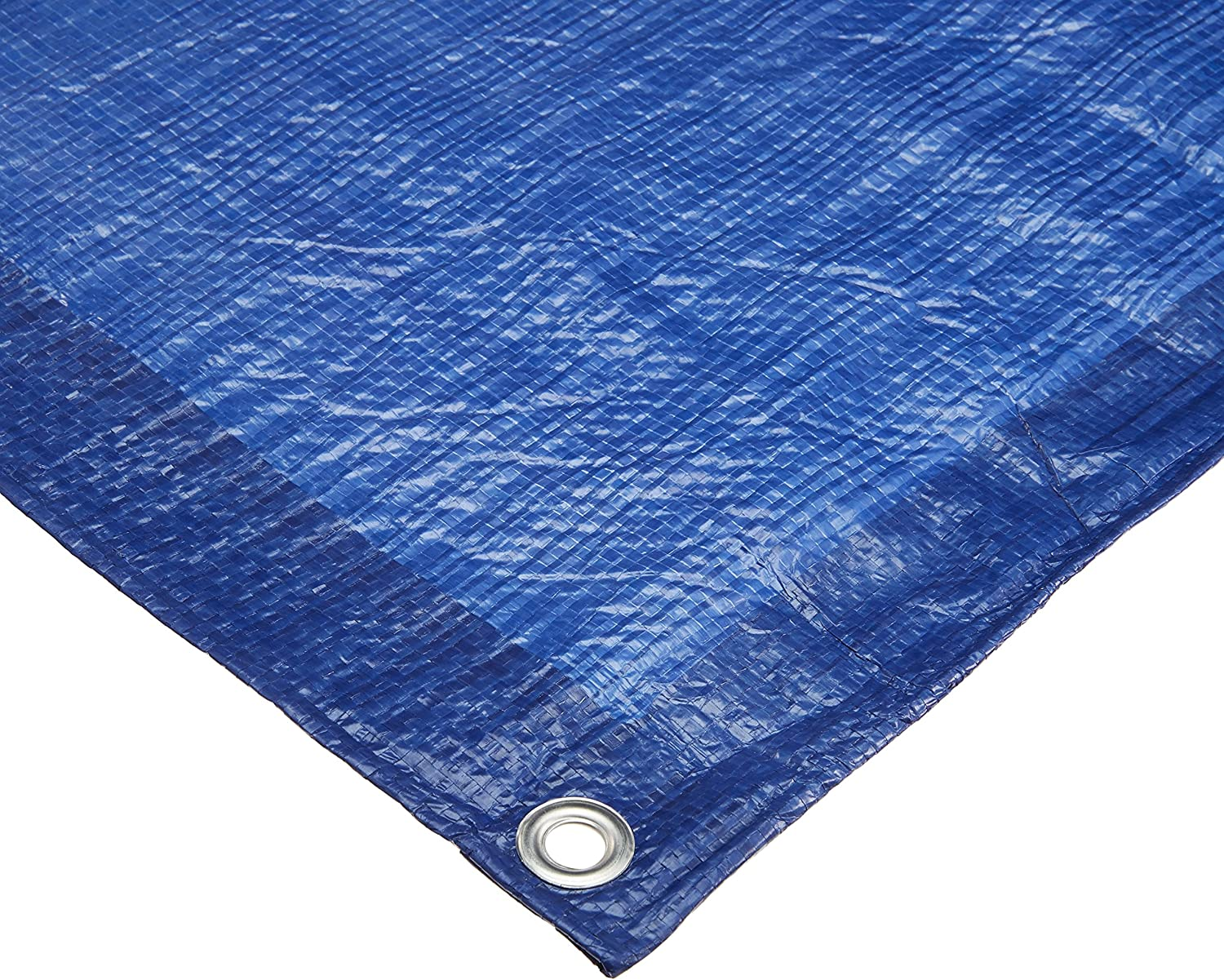 excellence Comfitwear 8'x10' Blue Poly Tarp Cover Max 77% OFF Shelter Water Tent Proof