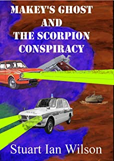 Makey's Ghost and The Scorpion Conspiracy