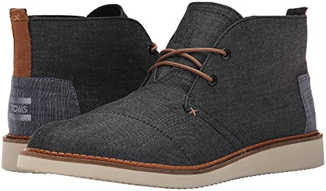 Boots, Chukka, Black, Men | Shipped Free at Zappos