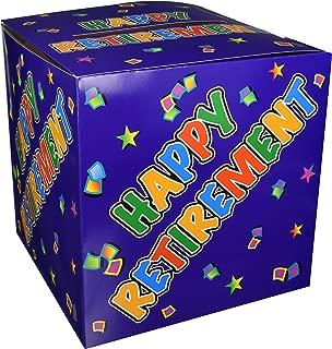 Retirement Card Box Party Accessory (1 count) (1/Pkg)