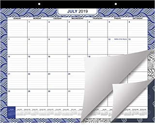 Calendario Julio 2019 Grande.Amazon Es Calendario Pared 2019