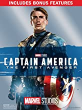 Captain America: The First Avenger (Plus Bonus Content)