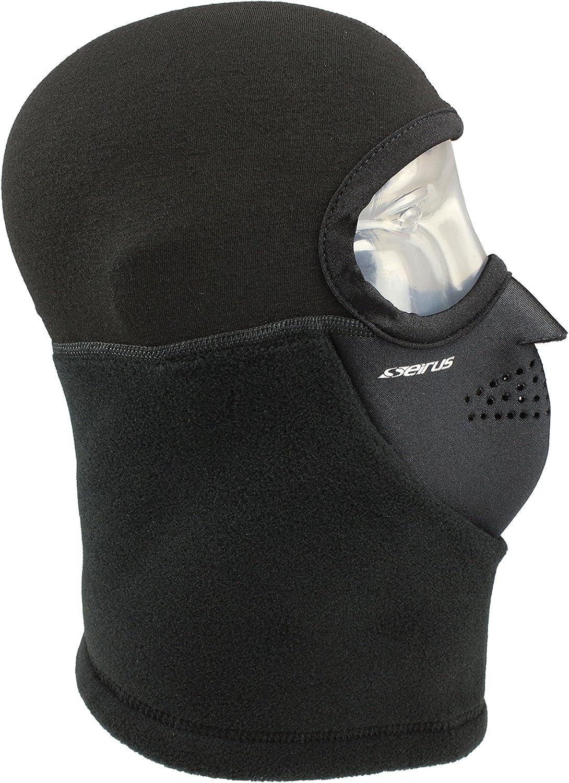 Seirus Innovation Unisex Neofleece Thick-N-Thin Polartec Headliner