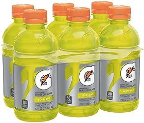 Gatorade Lemon Lime 6 ct, 12 oz