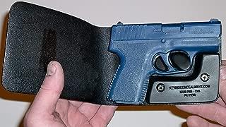 Wallet Holster for Full Concealment - Kahr PM9/CM9