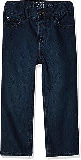 Baby Toddler Boys Basic Skinny Jeans