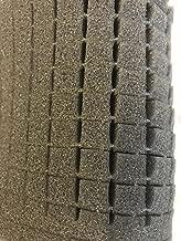 Online Fabric Store Charcoal Pick & Pluck Foam - 1