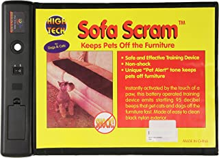 High Tech Pet Sofa Scram Sonic Dog & Cat Deterrent Repellent Mat