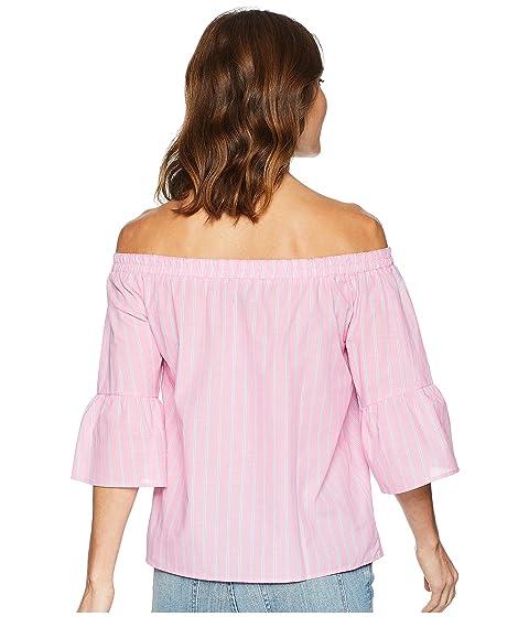 ASSN Shirt Striped Off POLO U S Shoulder PSxSWn6fR