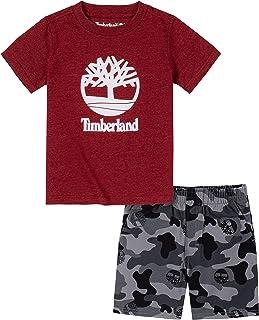 Timberland Baby Boys' 2 Pieces Shorts Set