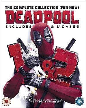 Deadpool Double Pack [Blu-ray] [Region Free]