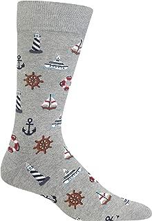 Men's Nautical Icons Socks