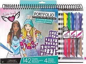 Fashion Angels Fashion Design Sketch Portfolio Artist Set