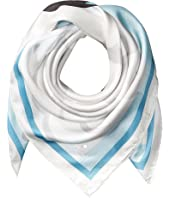 Kate Spade New York - Owl Silk Square Scarf