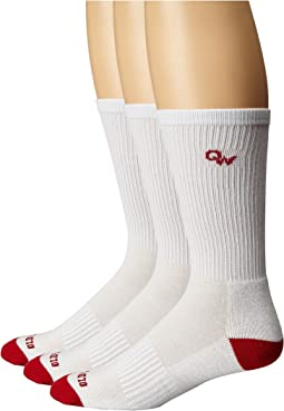3-Pack Over the Calf Socks (Toddler/Little Kid/Big Kid)