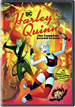 Harley Quinn: The Complete Second Season (DVD)