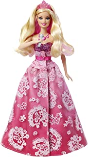Barbie The Princess &amp the Popstar 2-in-1 Transforming Tori Doll