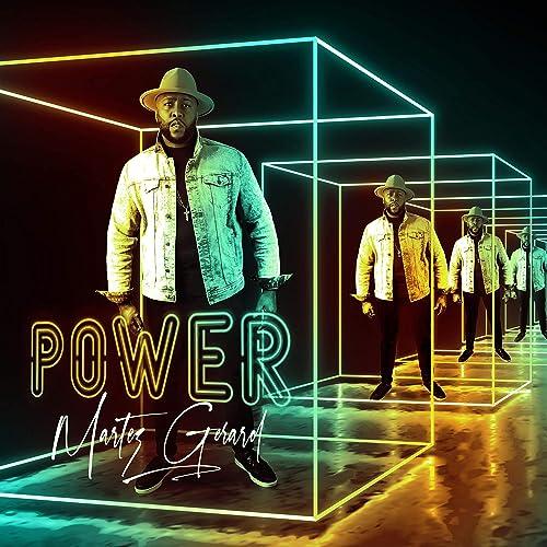 Martez Gerard - Power (2021)