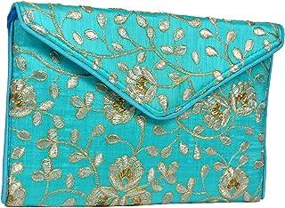 Brazeal Studio Collection Women's Fashion Ethnic Evening Handbag Party Clutch Purse