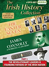 The Irish History Collection 4 DVD Easter 1916, James Connolly Donovan Rossa (Over 9 Hours of Footage) Featuring Christy Moore, Andy Irvine, Adrian Dunbar, Colm Meaney & Brendan Gleeson