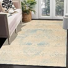 """Rugsville Jaylee Vintage Oriental Ivory Persian Carpet 5'4"""" x 7'7"""""""