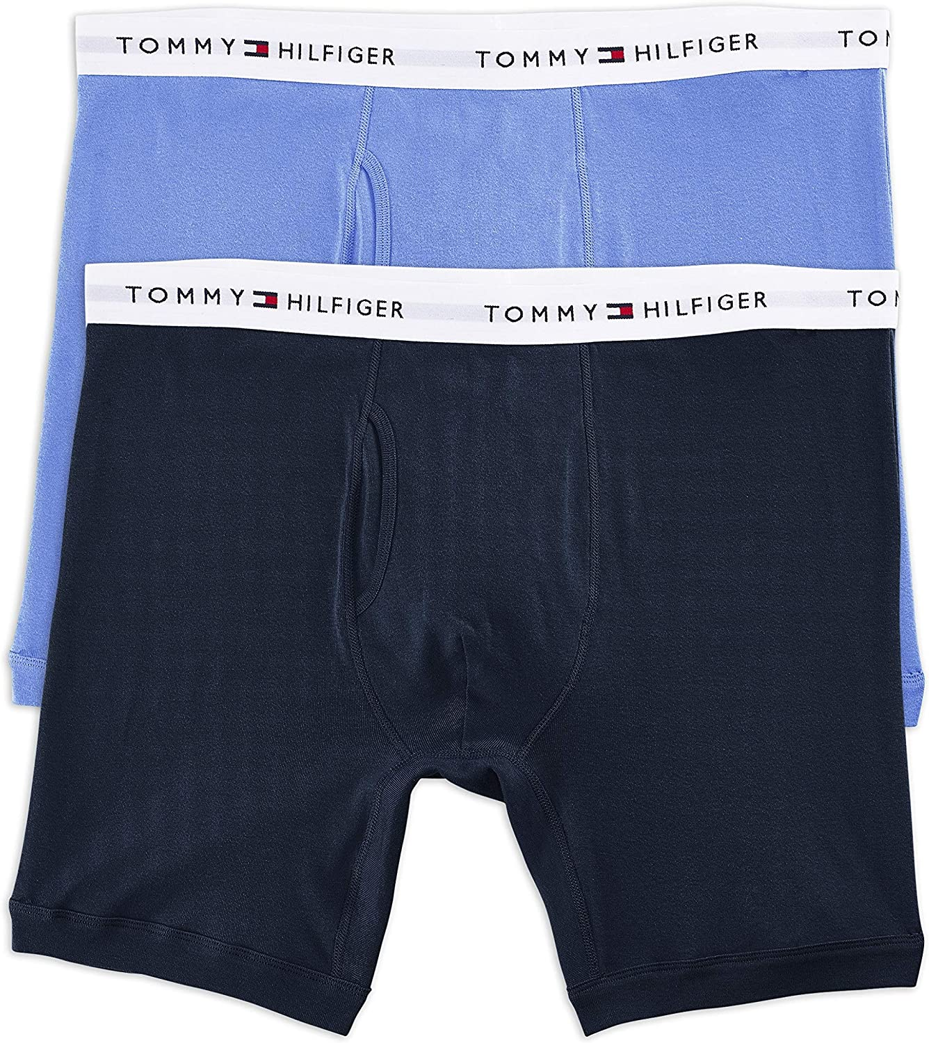 Tommy Hilfiger Big and Tall 2-Pk Boxer Briefs