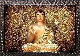 Amazon In Buddha Painting